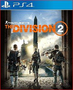 Tom Clancys the division 2 PS4 MÍDIA DIGITAL