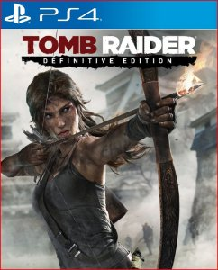 Tomb Raider Definitive edition PS4 MÍDIA DIGITAL