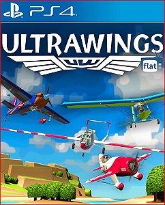 Ultrawings flat PS4 MÍDIA DIGITAL