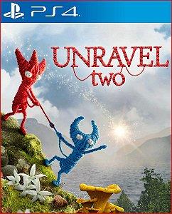 Unravel two PS4 MÍDIA DIGITAL