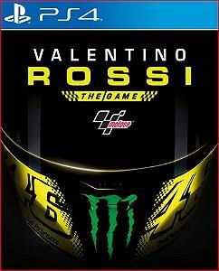 Valentino rossi the game PS4 MÍDIA DIGITAL