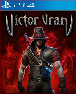 Victor vran PS4 MÍDIA DIGITAL