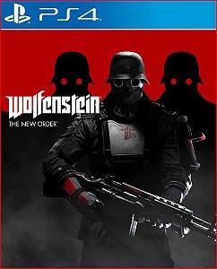 Wolfenstein The New Order PS4 MÍDIA DIGITAL