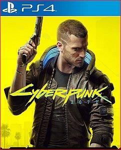 CYBERPUNK 2077 PS4 PSN MÍDIA DIGITAL