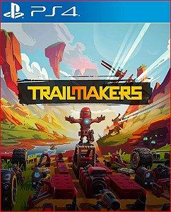 Trailmakers PS4 PORTUGUES MÍDIA DIGITAL
