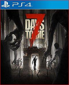 7 Days To Die PS4 MÍDIA DIGITAL