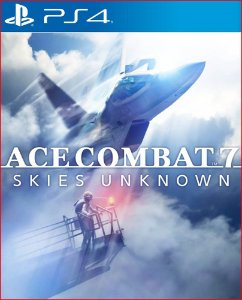 Ace Combat 7 Skies Unknown PS4 midia digital