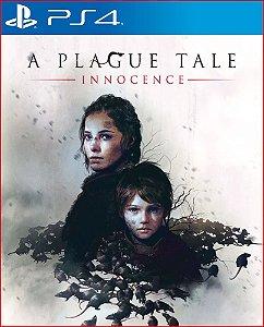 a plague tale: innocence ps4 mídia digital
