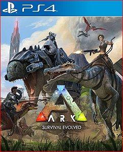 ark survival evolved português ps4 mídia digital