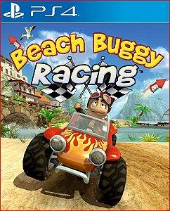 beach buggy racing ps4 mídia digital psn