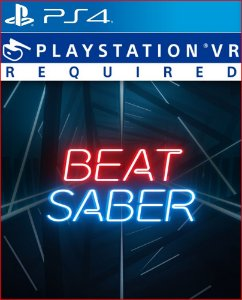 beat saber ps4 mídia digital promoção