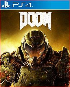 Doom PS4 MÍDIA DIGITAL