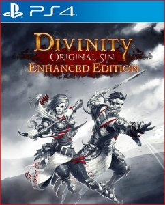 DIVINITY ORIGINAL SIN ENHANCED EDITION PS4 MÍDIA DIGITAL