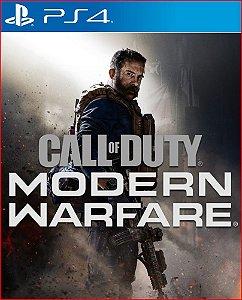 Call of Duty Modern Warfare PS4 portuguÊs Mídia Digital