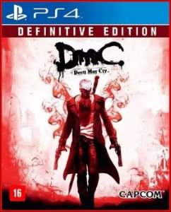 DMC DEVIL MAY CRY DEFINITIVE EDITION PS4 MÍDIA DIGITAL