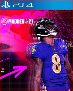 MADDEN NFL 21 PS4 MÍDIA DIGITAL