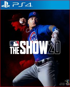 MLB THE SHOW 20 PS4 MIDIA DIGITAL