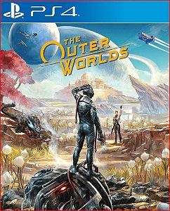 The outer worlds PS4 PORTUGUÊS MÍDIA DIGITAL