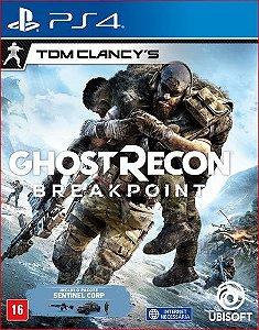 Tom Clancys Ghost Recon Breakpoint PS4 MÍDIA DIGITAL