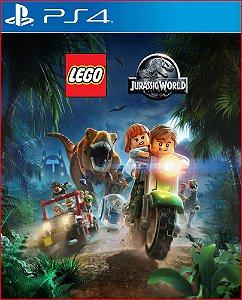 LEGO JURASSIC WORLD PS4 PORTUGUÊS MÍDIA DIGITAL