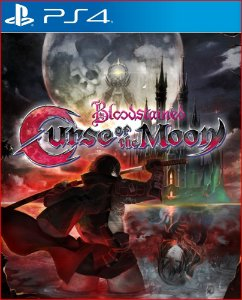 blooddstained curse of the moon ps4 midia digital - promoção