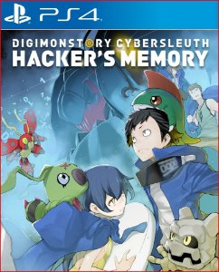 Cyber Sleuth - Hackers Memory PS4 midia digital