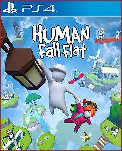 HUMAN: FALL FLAT PS4 MÍDIA DIGITAL