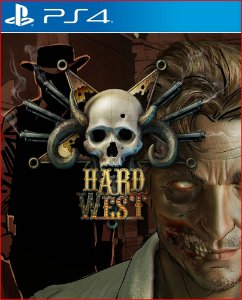 HARD WEST ULTIMATE EDITION PS4   MIDIA DIGITAL