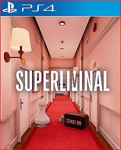 superliminal ps4 midia digital promocao