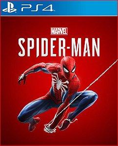 spider-man Homem Aranha Ps4 Digital