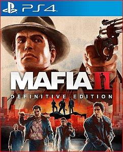 MAFIA II DEFINITIVE EDITION PS4 MIDIA DIGITAL | PORTUGUÊS