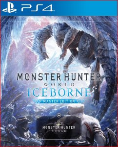 monster hunter world: iceborne master edition ps4 português mídia digital