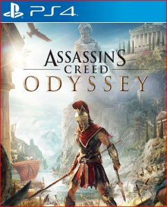 assassin's creed odyssey ps4 mídia digital