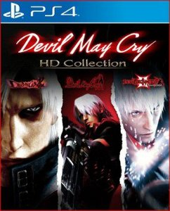 DEVIL MAY CRY HD COLLECTION PS4 MÍDIA DIGITAL