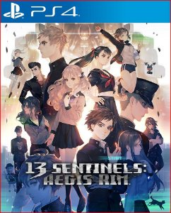 13 Sentinels: Aegis Rim PS4 midia digital
