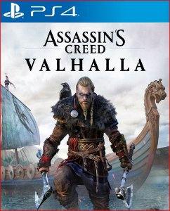 Assassin's Creed Valhalla Standard Edition Ubisoft PS4 Mídia Digital