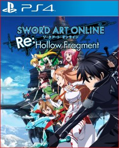 SWORD ART ONLINE HOLLOW REALIZATION PS4 MÍDIA DIGITAL