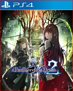DEATH END RE;QUEST 2 PS4 MÍDIA DIGITAL