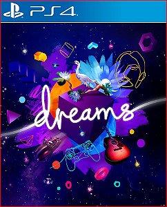 Dreams PS4 MÍDIA DIGITAL