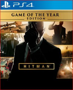 HITMAN - GAME OF THE YEAR EDITION PS4 MÍDIA DIGITAL