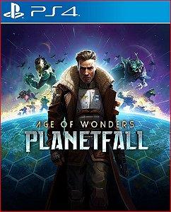 Age Of Wonders: Planetfall PS4 MÍDIA DIGITAL