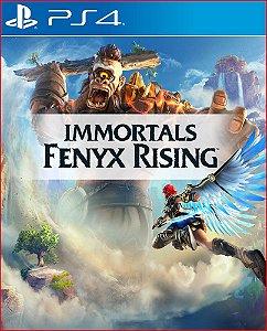 Immortals Fenyx Rising PS4 psn Mídia Digital