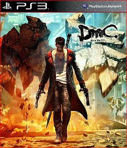 DMC DEVIL MAY CRY PS3 PSN MÍDIA DIGITAL