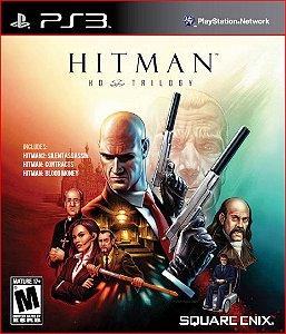 HITMAN TRILOGY HD PS3 PSN MÍDIA DIGITAL