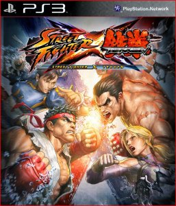 STREET FIGHTER X TEKKEN PS3 PSN MIDIA DIGITAL