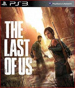THE LAST OF US PS3 PSN PORTUGUÊS MÍDIA DIGITAL