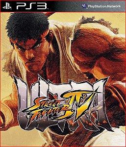 ULTRA STREET FIGHTER IV PS3 PSN MÍDIA DIGITAL