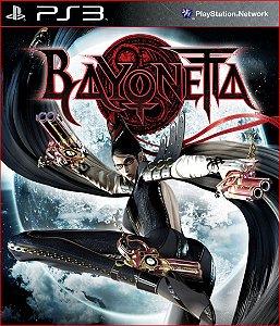 bayonetta ps3 psn mídia digital promoção