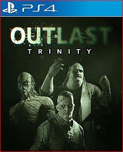 OUTLAST TRINITY PS4 MÍDIA DIGITAL