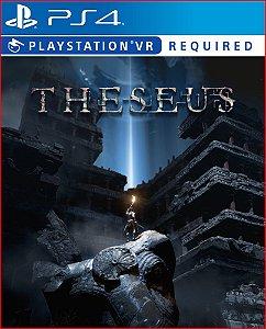 Theseus PS4 MÍDIA DIGITAL - PROMOÇÃO
